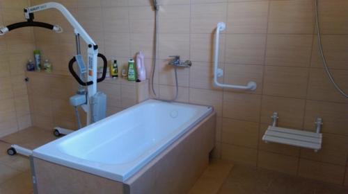 łazienka na pieętrze